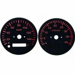 Automotive Cluster Dials