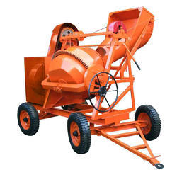 Tilting Drum concrete Mixer
