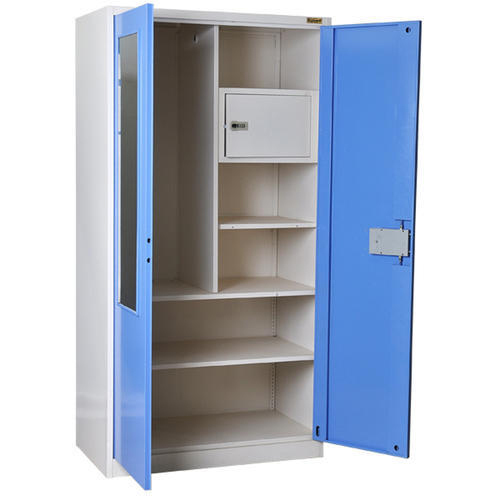 2 Door Steel Cupboard at Rs 8800 /piece | Storage Cupboard - Rajdeep Cup Board on kitchen cabinet, chest of drawers, hoosier cabinet,