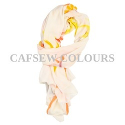 Trendy Hand Painted Scarves