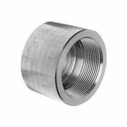 Stainless Steel Threaded Cap