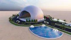 QS & Planning of Aqua Bridge, UAE