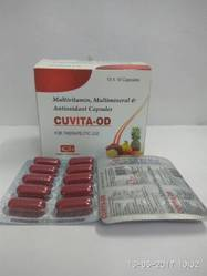 Multivitamin, Multimineral & Antioxidant Capsule