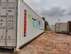 Used Reefer Cold Storage Container