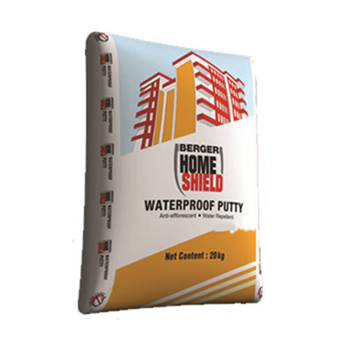 Wall Coating Berger Wall Putty Packing Size 20 Kg Rs 1250 Bag Id 15981064412