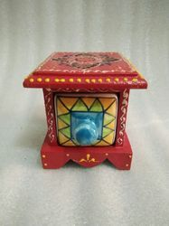 Hand Made Painting Ceramic Drawer And Jewelry Gift Box