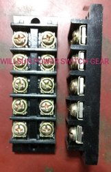 Bakilite Panel Strip Connector 60/5