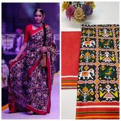 Silk Touch Saree