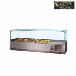 Elanpro EVRX 1200 Display Counter