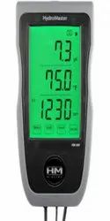 HydroMaster: EC/TDS, pH, Temp Continuous Monitor