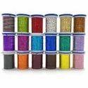 Mix Yarn Zari Thread
