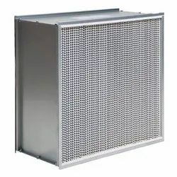 High efficiency particulate air filter -HEPA