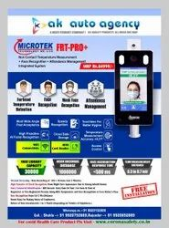 Microtek Temperature Measurement Face Recognition Attendance Management - FRT PRO PLUS MODEL