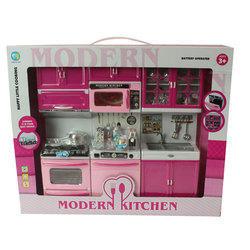 Toy Kitchen Set At Rs 235 /set | Kids Toy   Venus Enterprises, Delhi | ID:  14444796191
