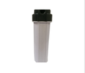 White Polypropylene Sor Ro Purifier Filter Housing, Capacity: 7.1 L To 14l