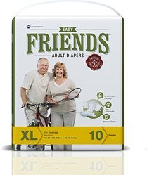 Friends Adult Diaper X-Large Size