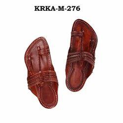 c6001f049 Handmade Leather Sandal - Men Kolhapuri Chappal