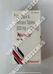 Nuace (Darunavir & Ritonavir)