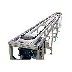 180 Degree Conveyor