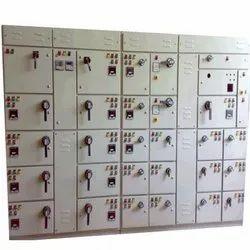 Three Phase MCC Control Panels, 220-440 V, IP Rating: IP44