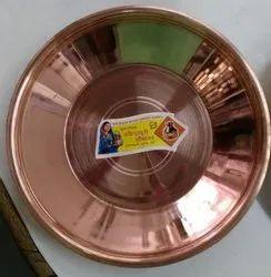 Copper pooja palet