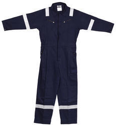 Flame Retardant Worker Jumpsuit