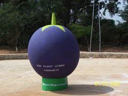 Inflatable Brinjal