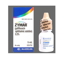 Zymar Eye Drops