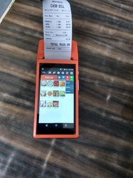 Restaurant Billing Machine - Mobile Android Terminal