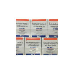 Ifosfamide for Injection 1g with Mesna Injection