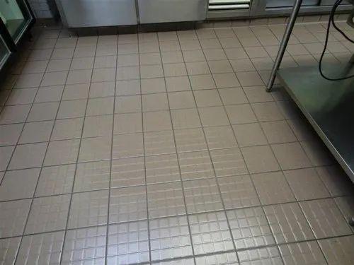 Plain Kitchen Floor Tiles Non Slip, Thickness 5 10 mm, Rs ...