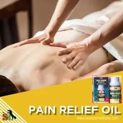 Joint Pain Relieving Massage Oil