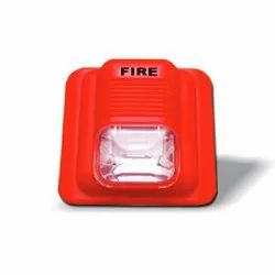 QT F220 Fire Alarm Hooter With Flasher