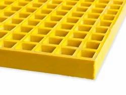Fibre Glass Mesh Type Grating