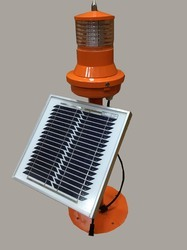 Solar LED Aviation Lamp