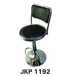 Leather Standard Salon Swivel Chair With Back Support, Size: 2 Feet Sitting Height