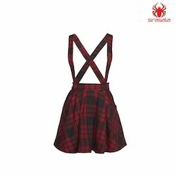 Suspender School Frock