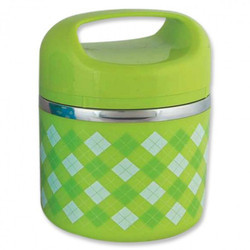 Single Layer Steel Lunch Box
