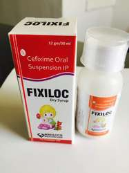 Cefixime 50mg Oral Suspension
