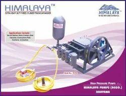 Three Cylinder Car / Truck Washing Pump