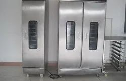 Two Door Electric Proofer , Capacity: 16 Trays