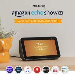 Amazon Echo Show 5 Alexa Speaker