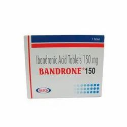 Ibandronate Acid 150mg Tablets