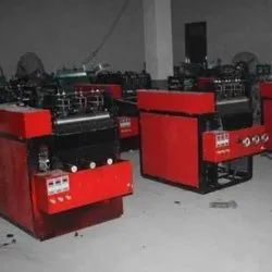 Three Fully Automatic Scrubber Making Machine, 3 Phase