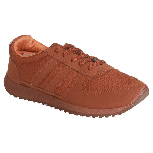 Unistar Army Brown Jogging & Training Shoes Model 034