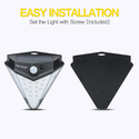 Solar Powered Light with Motion Sensor