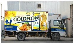 Vinyl Vehicle Branding Service, in Gurgaon manesar bawal