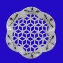Marble Inlay Soap Dish