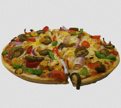 Veg Ultimate Pizza