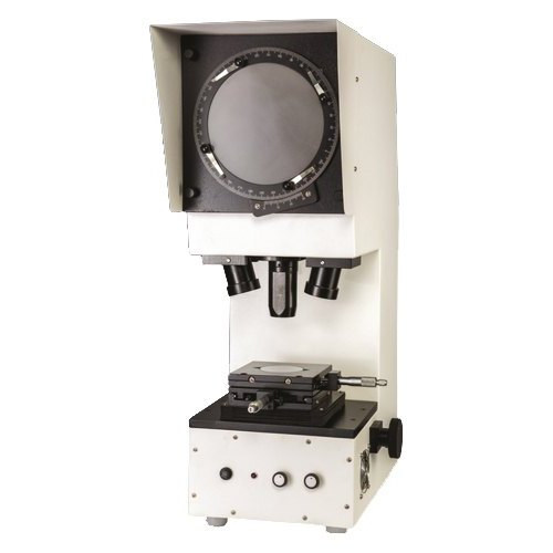 Single Phase Mild Steel Table Top Profile Projector